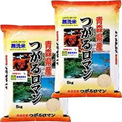 無洗米 つがるロマン 青森県産